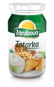 Tatarská omáčka 225 ml/12 ks