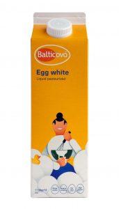Vaječný bílek tekutý 1l