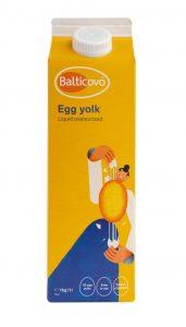 Vaječný žloutek tekutý 1l