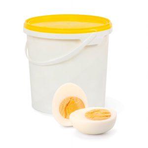 Vařená vejce loupaná v nálevu